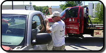 A-1 Towing and Recovery - Lockout Service Call - Grant, MI