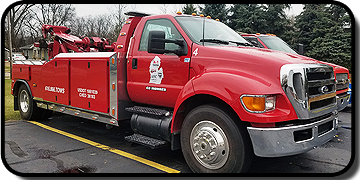 A-1 Towing and Recovery - Medium Duty Wrecker - Newaygo, MI